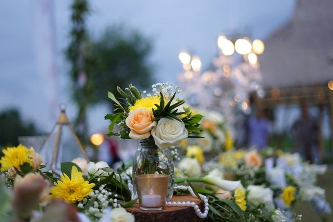 Sekar & Frank Wedding by Visesa Ubud - 019