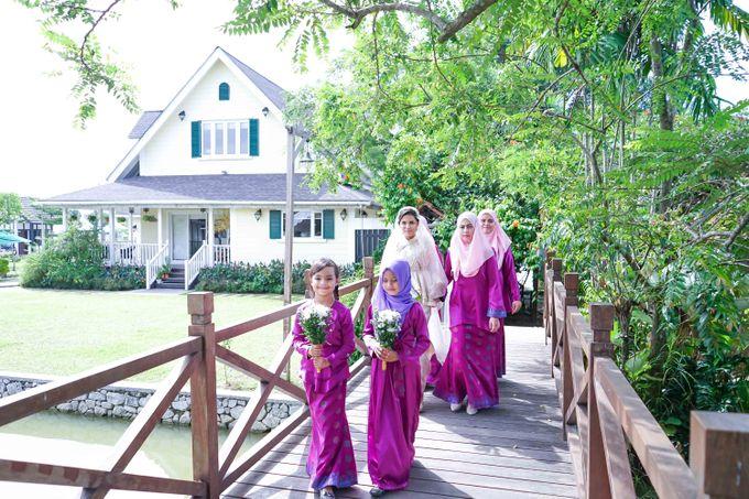 Malay Wedding - Zuzu & Mikhail by Raihan Talib Photography - 010