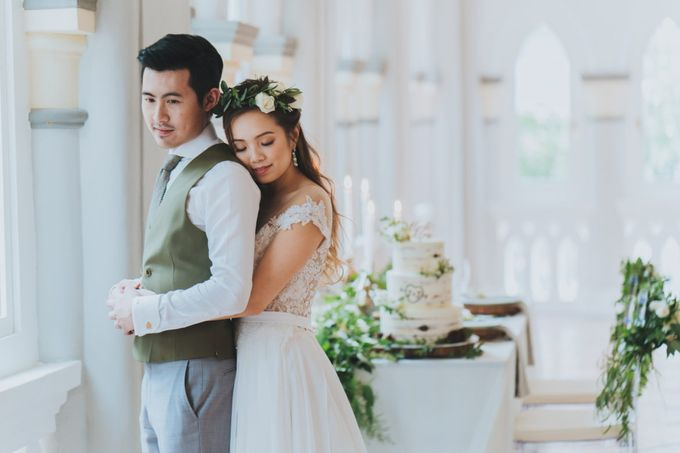 WINTER WONDERLAND STYLED SHOOT  BY ALCOVE AT CALDWELL HOUSE by Rosette Designs & Co - 004