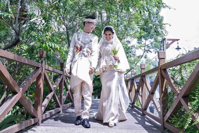 Malay Wedding - Zuzu & Mikhail by Raihan Talib Photography - 018