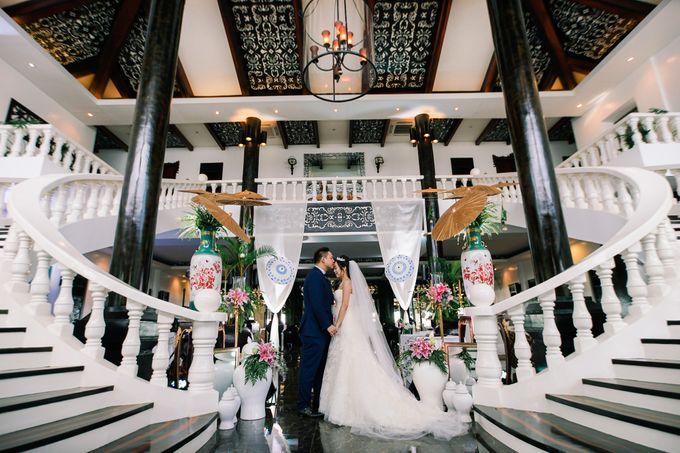 Elina & Erick / Balesin Wedding by Verse Studios - 020