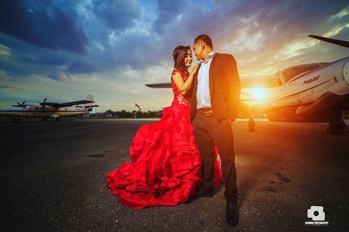Prewedding by Bamboo Photography - 001