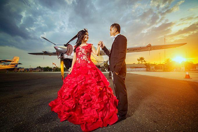 Prewedding by Bamboo Photography - 002