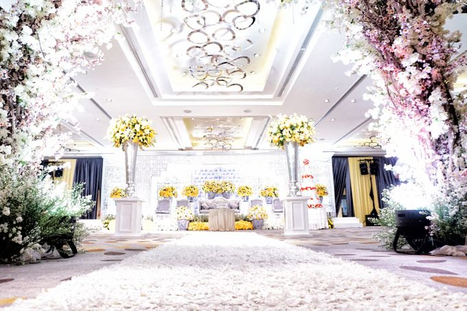 The Reception by Pullman Jakarta Indonesia - 035