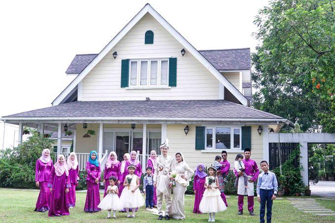 Malay Wedding - Zuzu & Mikhail by Raihan Talib Photography - 020