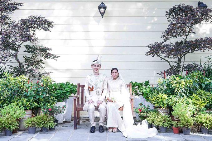 Malay Wedding - Zuzu & Mikhail by Raihan Talib Photography - 022