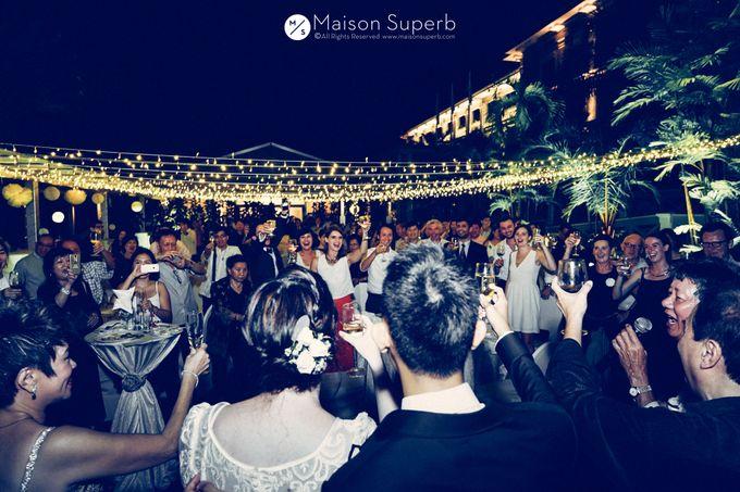 Wedding Under the Stars by Byben Studio Singapore - 019