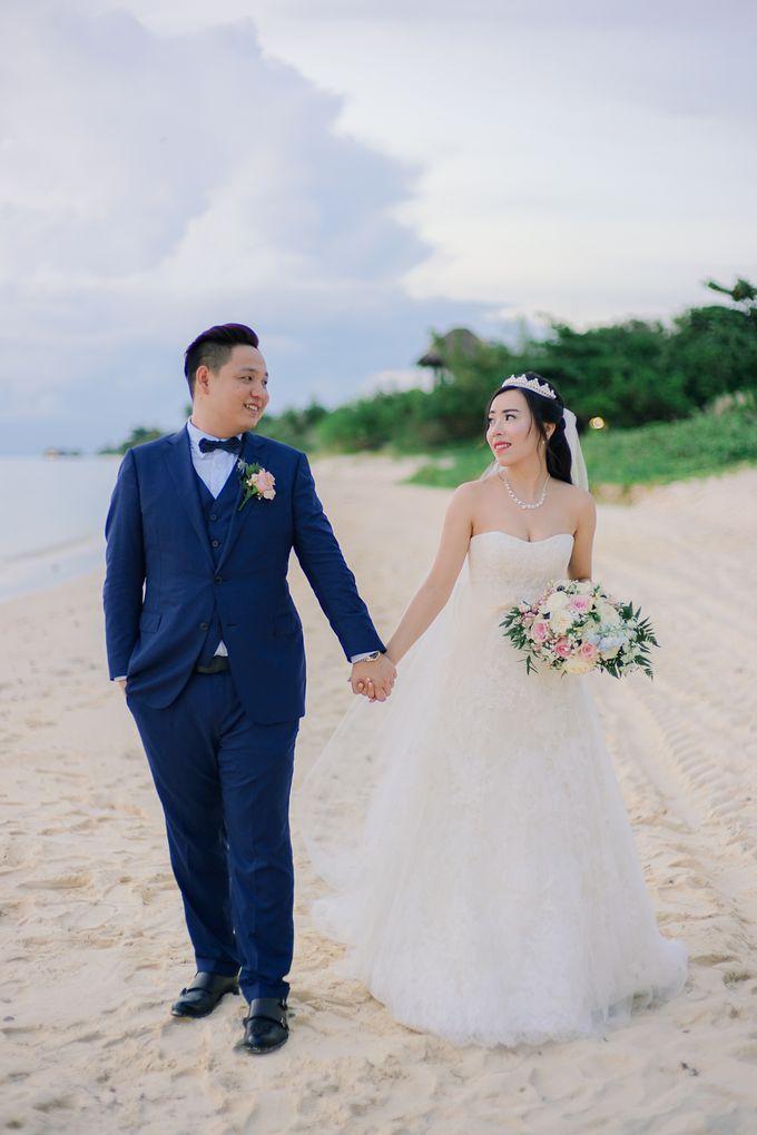 Elina & Erick / Balesin Wedding by Verse Studios - 028