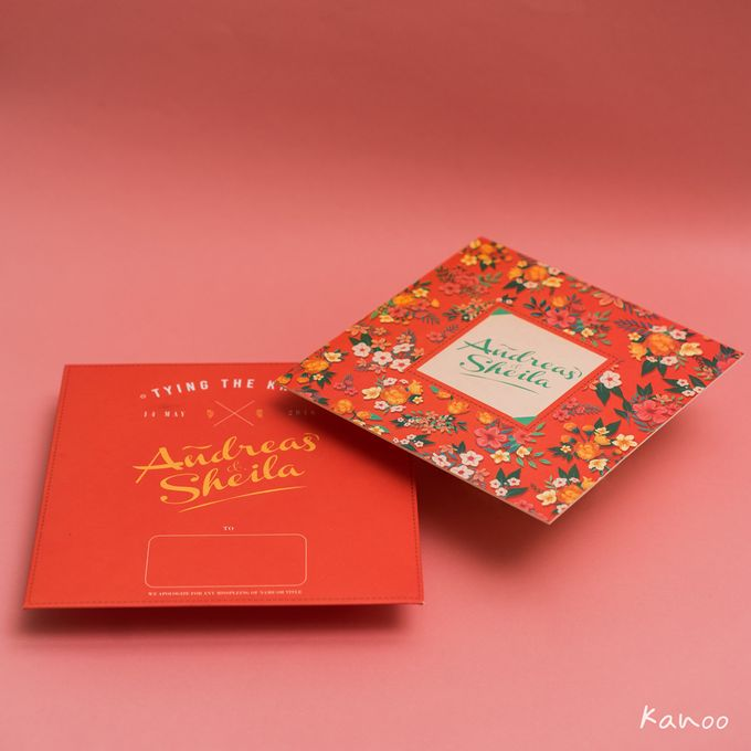Andreas & Sheila Wedding Invitation by Kanoo Paper & Gift - 002