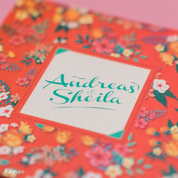 Andreas & Sheila Wedding Invitation by Kanoo Paper & Gift - 005