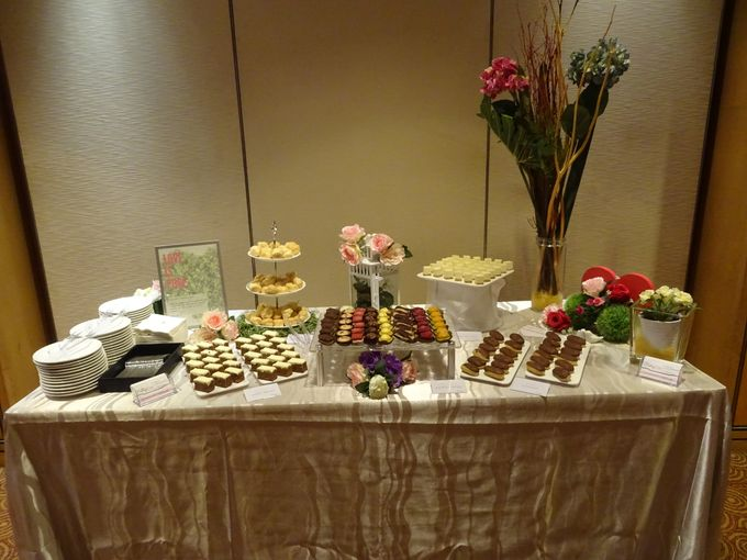 Wedding at Marriot Hotel Singapore by PastryDen Pte Ltd - 007