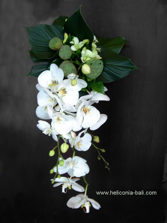 WEDDING BOUQUET by HELICONIA  Bali - 003