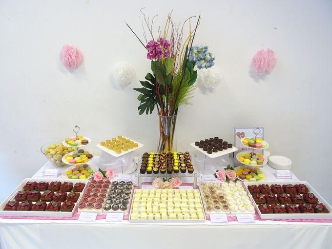 Dessert Tables by PastryDen Pte Ltd - 024