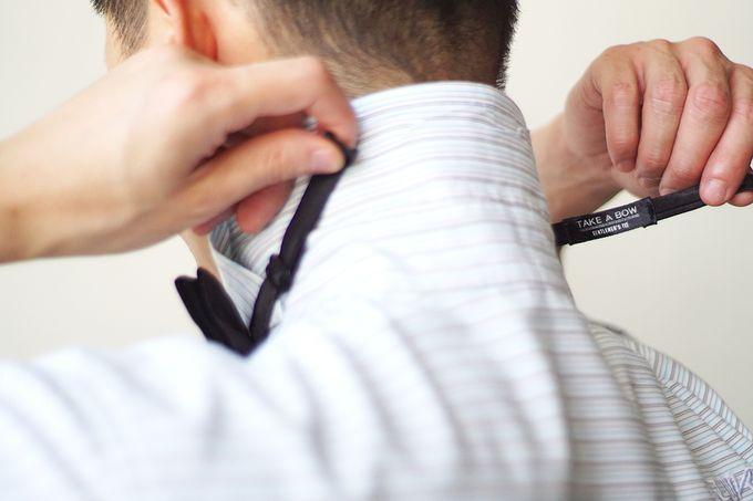 Pre-Tied Bow Tie by Take A Bow Tie - 002