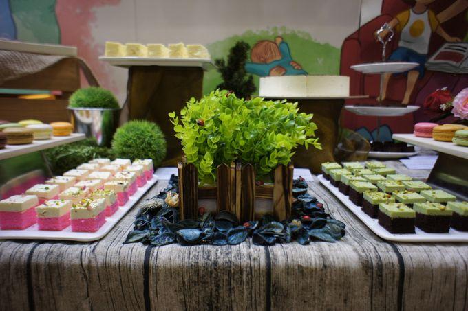 Dessert Tables by PastryDen Pte Ltd - 036