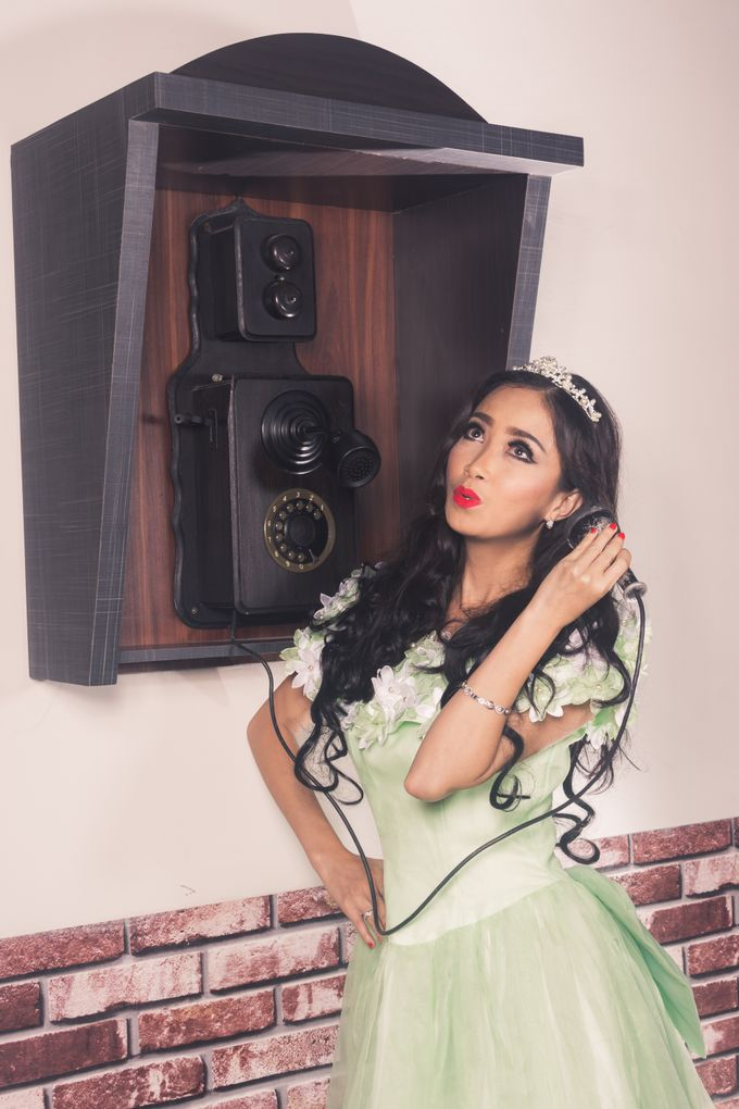 Green Vintage by CIA MAKEUP ARTISTRY - 001