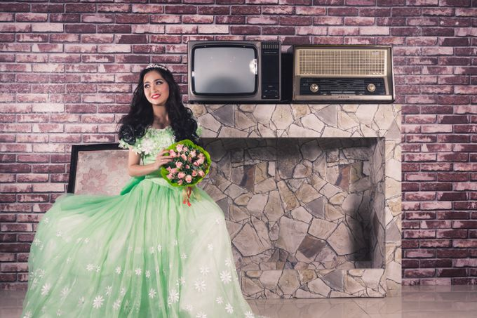 Green Vintage by CIA MAKEUP ARTISTRY - 003