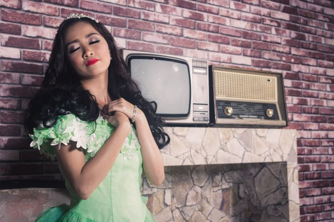 Green Vintage by CIA MAKEUP ARTISTRY - 004
