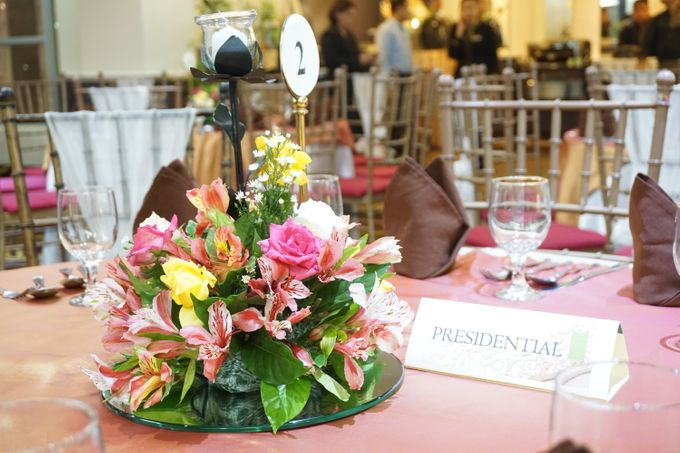 Wedding Venue Set Up by GREENHILLS ELAN HOTEL MODERN - 024
