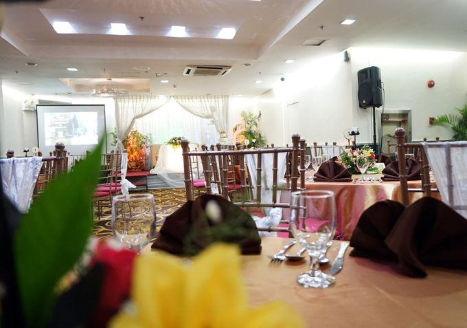 Wedding Venue Set Up by GREENHILLS ELAN HOTEL MODERN - 026