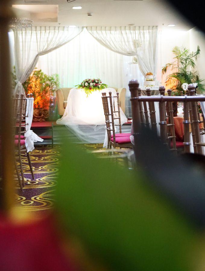 Wedding Venue Set Up by GREENHILLS ELAN HOTEL MODERN - 027