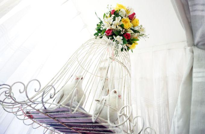 Wedding Venue Set Up by GREENHILLS ELAN HOTEL MODERN - 031