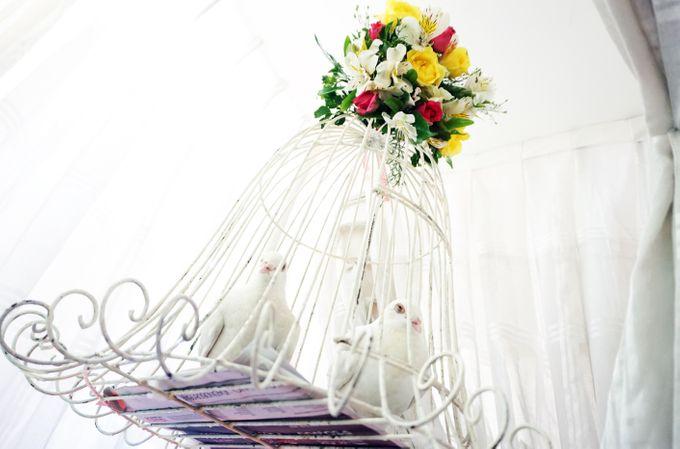 Wedding Venue Set Up by GREENHILLS ELAN HOTEL MODERN - 029