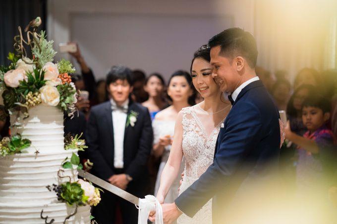 Rustic Wedding Of Marlon & Yosi by Amor Cake - 002