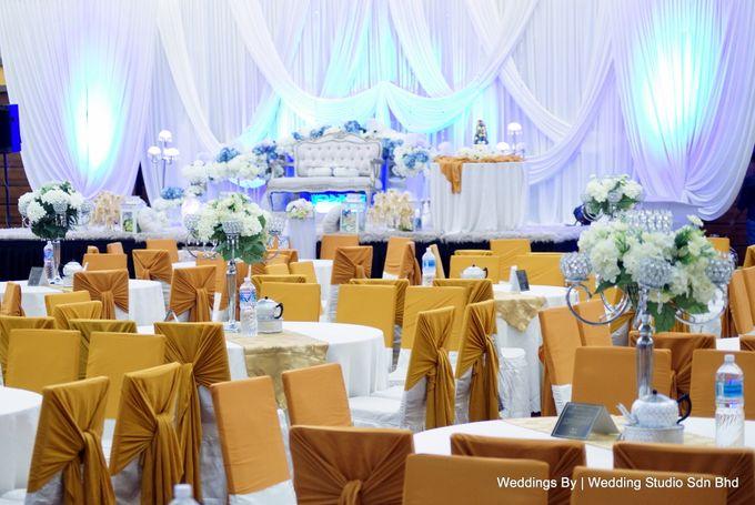 Wedding Reception at IDCC Section 15 Shah Alam by Wedding Studio Sdn Bhd - 001