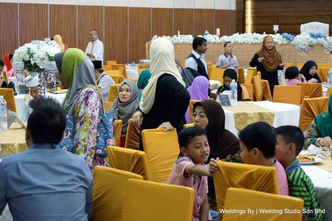 Wedding Reception at IDCC Section 15 Shah Alam by Wedding Studio Sdn Bhd - 002