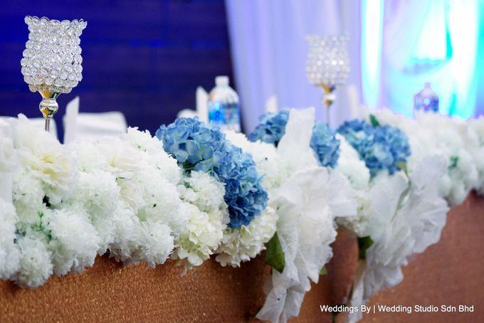 Wedding Reception at IDCC Section 15 Shah Alam by Wedding Studio Sdn Bhd - 003
