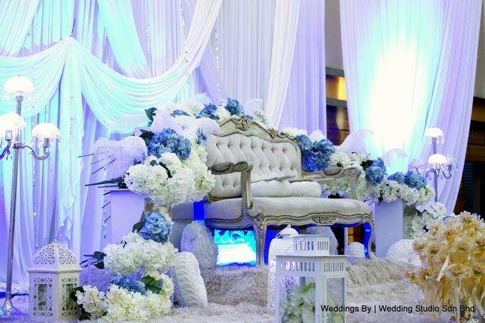 Wedding Reception at IDCC Section 15 Shah Alam by Wedding Studio Sdn Bhd - 004