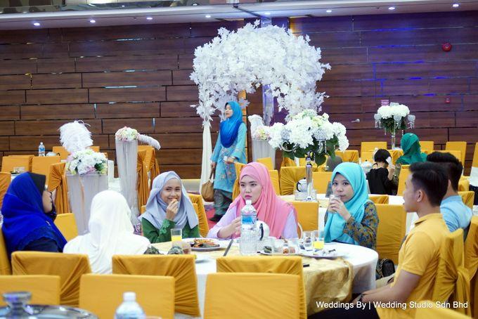 Wedding Reception at IDCC Section 15 Shah Alam by Wedding Studio Sdn Bhd - 005