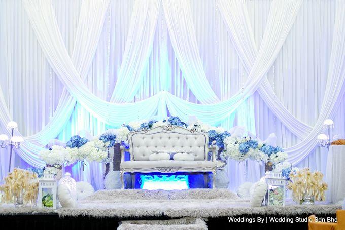 Wedding Reception at IDCC Section 15 Shah Alam by Wedding Studio Sdn Bhd - 006