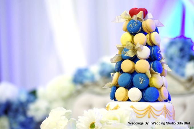 Wedding Reception at IDCC Section 15 Shah Alam by Wedding Studio Sdn Bhd - 007