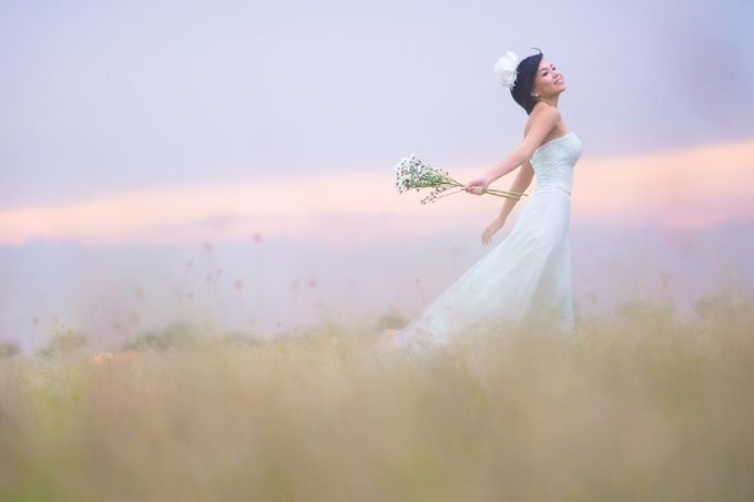 Real Brides by Haute Makeup - 001