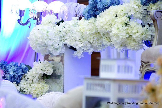 Wedding Reception at IDCC Section 15 Shah Alam by Wedding Studio Sdn Bhd - 009