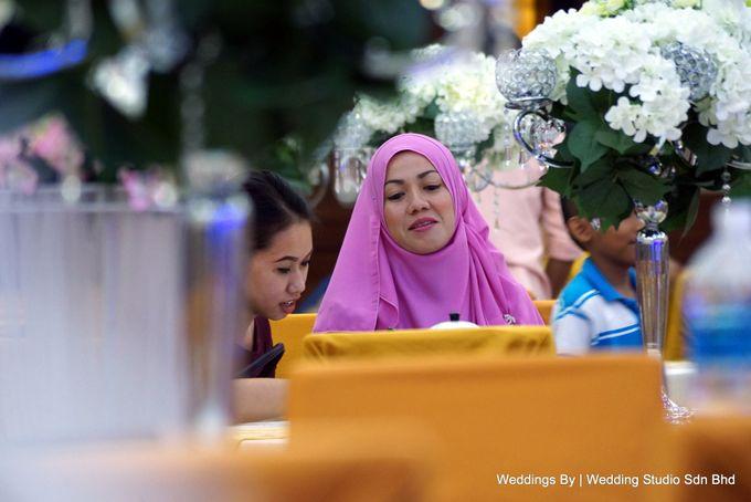 Wedding Reception at IDCC Section 15 Shah Alam by Wedding Studio Sdn Bhd - 010