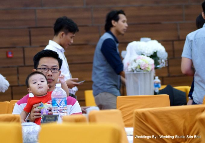 Wedding Reception at IDCC Section 15 Shah Alam by Wedding Studio Sdn Bhd - 011