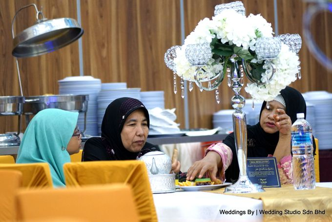Wedding Reception at IDCC Section 15 Shah Alam by Wedding Studio Sdn Bhd - 012