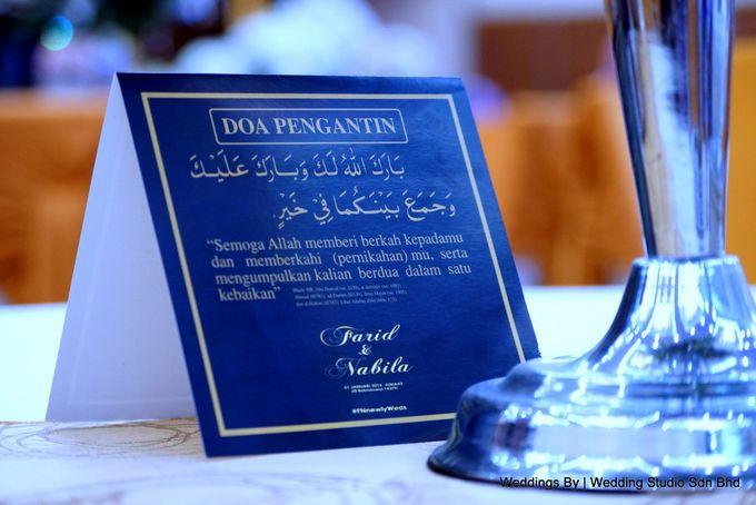 Wedding Reception at IDCC Section 15 Shah Alam by Wedding Studio Sdn Bhd - 013