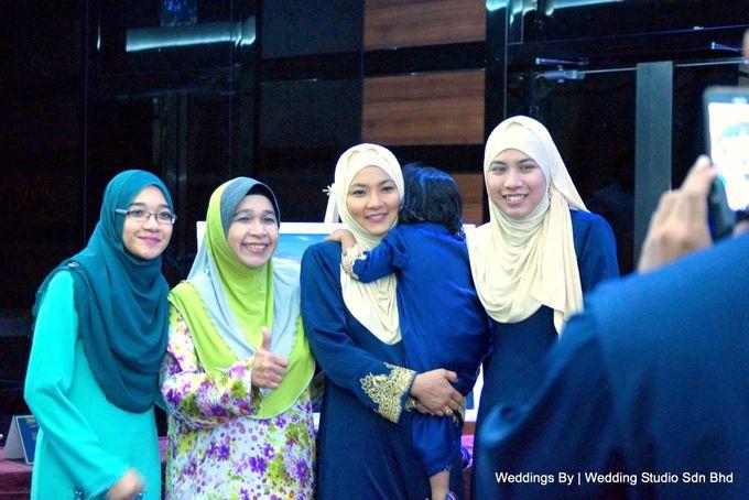 Wedding Reception at IDCC Section 15 Shah Alam by Wedding Studio Sdn Bhd - 018