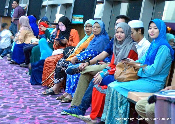 Wedding Reception at IDCC Section 15 Shah Alam by Wedding Studio Sdn Bhd - 019