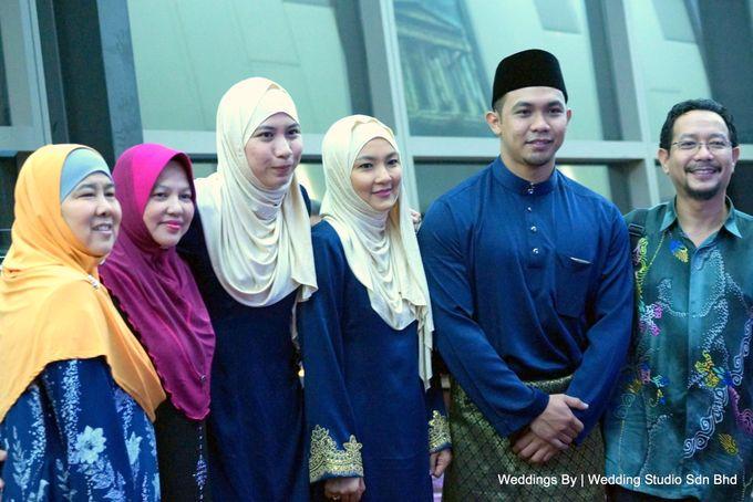 Wedding Reception at IDCC Section 15 Shah Alam by Wedding Studio Sdn Bhd - 020