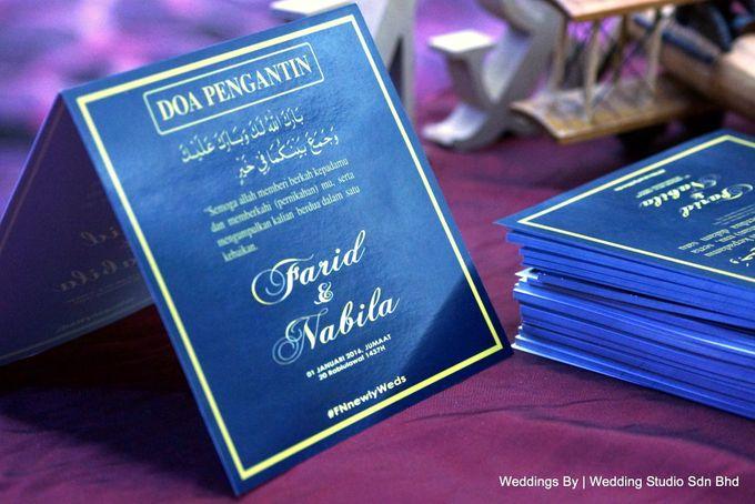 Wedding Reception at IDCC Section 15 Shah Alam by Wedding Studio Sdn Bhd - 021