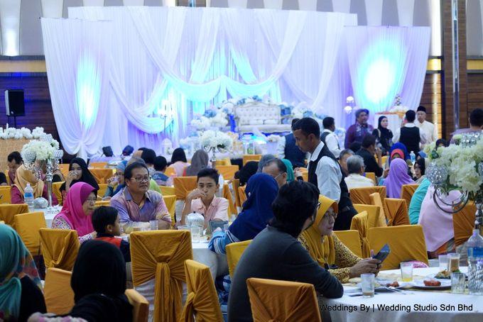 Wedding Reception at IDCC Section 15 Shah Alam by Wedding Studio Sdn Bhd - 022