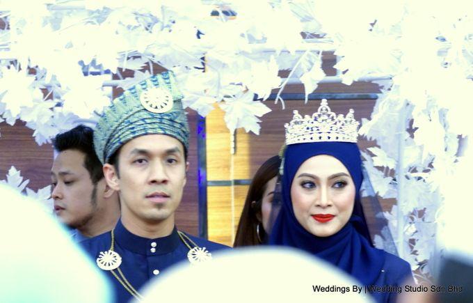 Wedding Reception at IDCC Section 15 Shah Alam by Wedding Studio Sdn Bhd - 025