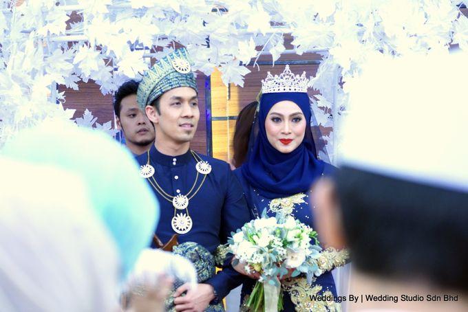 Wedding Reception at IDCC Section 15 Shah Alam by Wedding Studio Sdn Bhd - 026