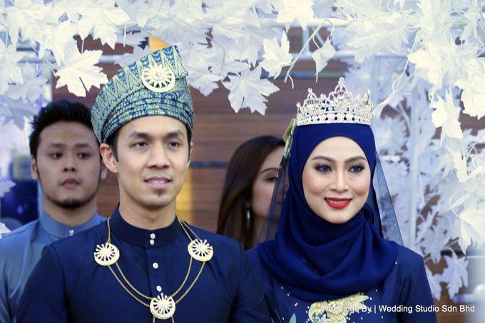 Wedding Reception at IDCC Section 15 Shah Alam by Wedding Studio Sdn Bhd - 027