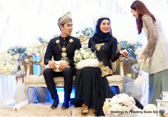 Wedding Reception at IDCC Section 15 Shah Alam by Wedding Studio Sdn Bhd - 028